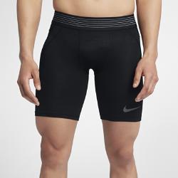 <ナイキ(NIKE)公式ストア>ナイキ プロ ハイパークール メンズ トレーニングショートパンツ 888304-010 ブラック画像
