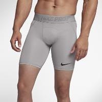 <ナイキ(NIKE)公式ストア> ナイキ プロ ハイパークール メンズ トレーニングショートパンツ 888304-027 グレー ★30日間返品無料 / Nike+メンバー送料無料画像