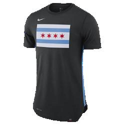 Chicago Bulls City Edition Nike Dry Men's NBA T-Shirt