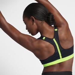 Спортивное бра с высокой поддержкой Nike Motion AdaptСпортивное бра с высокой поддержкой Nike Motion Adapt из влагоотводящей ткани с адаптивной компрессионной посадкой обеспечивает комфорт и поддержку во время самых интенсивных тренировок.<br>