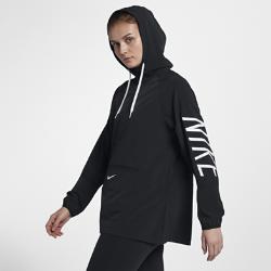 Женская куртка для тренинга со складной конструкцией Nike FlexЖенская куртка для тренинга со складной конструкцией Nike Flex из эластичной ткани с молнией до середины груди обеспечивает свободу движений и регулируемую защиту. Эта куртка идеально подходит для тренировки в любую погоду благодаря тому, что ее можно легко сложить, превратив в поясную сумку для важных мелочей.<br>