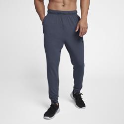Мужские брюки для тренинга Nike Dri-FITМужские брюки для тренинга Nike Dri-FIT из влагоотводящего флиса обеспечивают комфорт во время тренировок.<br>