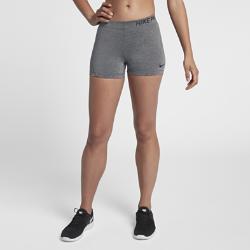 Женские шорты для тренинга Nike Pro 7,5 смЖенские шорты для тренинга Nike Pro 7,5 см из влагоотводящей ткани обеспечивают комфорт во время тренировок. Благодаря облегающему крою они отлично сочетаются с другойодеждой.<br>