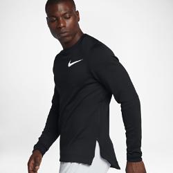 Мужской баскетбольный свитшот Nike Therma Flex ShowtimeМужской баскетбольный свитшот Nike Therma Flex Showtime из теплой эластичной ткани обеспечивает свободу движений на площадке и за ее пределами.  Тепло, эластичность и комфорт  Ткань Nike Therma Flex для тепла и оптимальной свободы движений. Технология Dri-FIT отводит влагу с поверхности кожи, обеспечивая комфорт.  Свобода движений  Эластичные манжеты особой формы не мешают при ведении мяча, а удлиненная сзади нижняя кромка обеспечивает защиту при любых движениях. Молнии по бокам на нижней кромке позволяют регулировать посадку для свободы движений и комфорта.<br>