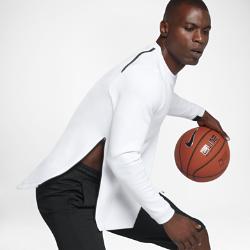 Мужской баскетбольный свитшот Nike Therma Flex ShowtimeМужской баскетбольный свитшот Nike Therma Flex Showtime из теплой эластичной ткани обеспечивает свободу движений на площадке и за ее пределами.<br>