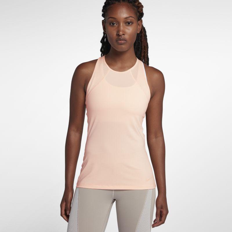 Nike Pro HyperCool Women's Training Tank - Cream Image