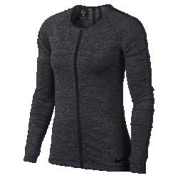 Женская футболка для тренинга с длинным рукавом Nike Pro HyperCoolЖенская футболка для тренинга с длинным рукавом Nike Pro HyperCool из сетки и эластичной ткани обеспечивает вентиляцию и комфорт во время тренировки.<br>