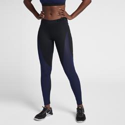 Женские тайтсы для тренинга Nike Pro HyperCoolЖенские тайтсы для тренинга Nike Pro HyperCool из эластичной ткани со вставками из дышащей сетки обеспечивают вентиляцию и комфорт во время тренировки.<br>