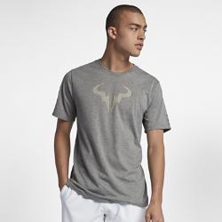 Мужская футболка NikeCourt RafaМужская футболка NikeCourt Rafa из мягкой и прочной ткани обеспечивает комфорт на весь день.<br>
