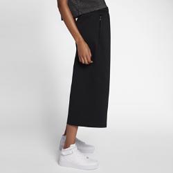 Женские брюки NikeLab Essentials CulottesЖенские брюки NikeLab Essentials Culottes из эластичной ткани со свободным укороченным кроем идеально подходят для теплой погоды.  Надежное хранение  Карманы на молнии позволяют носить с собой все необходимое, не беспокоясь о сохранности.  Прочность  Эластичный смесовый нейлон для свободы движений каждый день.  Гибкость и оптимальная посадка  Пояс с утягивающим шнурком позволяет адаптировать посадку для комфорта.<br>