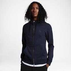 Мужская худи NikeLab Essentials Full ZipМужская худи NikeLab Essentials Full Zip из первоклассного эластичного флиса с классическими характеристиками худи на молнии.<br>