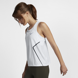 Женская беговая майка Nike Dri-FIT MilerЖенская беговая майка Nike Dri-FIT Miler обеспечивает комфорт на всей дистанции. Влагоотводящая ткань обеспечивает вентиляцию, а ультрадышащая конструкция — охлаждение для абсолютного комфорта на протяжении всей пробежки.  Отведение влаги  Технология Dri-FIT обеспечивает прохладу и комфорт, выводя влагу на поверхность ткани, где она быстро испаряется.  Охлаждение  Вставки из сетки сзади и спереди отводят излишки тепла для охлаждения, даже если ты берешь рюкзак на пробежку или носишь его в течение всего дня.  Комфорт  Т-образная конструкция спины не сковывает движения рук и создает ощущение легкости и комфорта.<br>