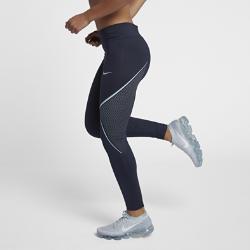 Женские беговые тайтсы Nike PowerЖенские беговые тайтсы Nike Power из влагоотводящей компрессионной ткани обеспечивают комфорт и поддержку.<br>