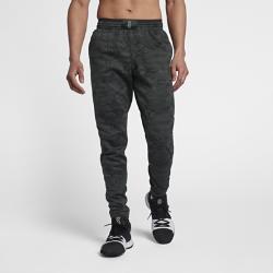 Мужские баскетбольные брюки с принтом Nike Dry KyrieМужские баскетбольные брюки с принтом Nike Dry Kyrie из эластичной влагоотводящей ткани обеспечивают комфорт и свободу движений во время игры.<br>