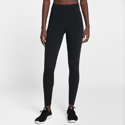 Женские тайтсы для тренинга Nike Sculpt LuxДЛИТЕЛЬНАЯ ПОДДЕРЖКА  Женские тайтсы для тренинга Nike Sculpt Lux из влагоотводящей компрессионной ткани обеспечивают комфорт и поддержку во время тренировки.  Отведение влаги  Технология Dri-FIT отводит влагу с поверхности кожи, обеспечивая комфорт.  Воздухопроницаемость и комфорт  Пояс из поддерживающей сетки обеспечивает вентиляцию и комфорт. Завышенный сзади пояс защищает поясницу при выполнении наклонов и упражнений на растяжку.  Надежная фиксация  Компрессионная ткань обеспечивает плотную посадку и надежную поддержку при движении.<br>
