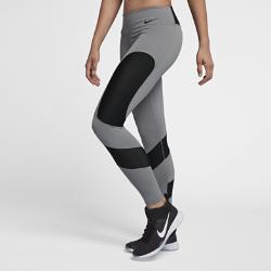 Женские тайтсы для тренинга Nike PowerЖенские тайтсы для тренинга Nike Power из компрессионной ткани со вставками из сетки обеспечивают вентиляцию, комфорт и поддержку во время тренировки.<br>