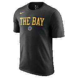 Мужская футболка НБА Golden State Warriors City Edition Nike DryМужская футболка НБА Golden State Warriors City Edition Nike Dry с уникальными деталями в стиле командной формы City Edition демонстрирует твою любовь к городу. Эта комфортная модель в непринужденном стиле подходит для любой ситуации.<br>