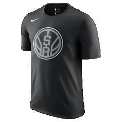 Мужская футболка НБА San Antonio Spurs City Edition Nike DryМужская футболка НБА San Antonio Spurs City Edition Nike Dry с уникальными деталями в стиле командной формы City Edition демонстрирует твою любовь к городу. Эта комфортная модель в повседневном стиле подходит для любой ситуации.<br>
