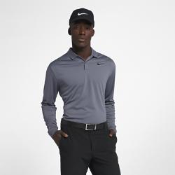 Мужская рубашка-поло для гольфа с длинным рукавом и стандартной посадкой Nike Dri-FIT VictoryМужская рубашка-поло для гольфа с длинным рукавом и стандартной посадкой Nike Dri-FIT Victory со стильным классическим силуэтом из гладкой влагоотводящей ткани обеспечивает комфорт.<br>