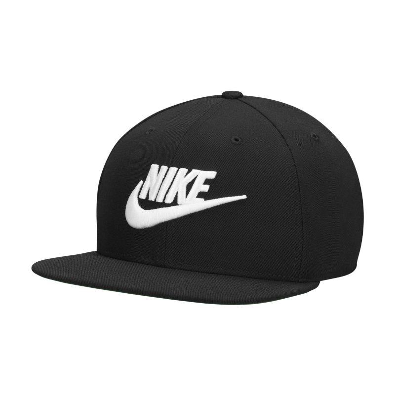 Nike Sportswear Dri-FIT Pro Futura Verstelbare pet - Zwart