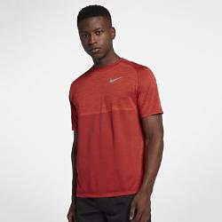 <ナイキ(NIKE)公式ストア>ナイキ Dri-FIT メダリスト メンズ ショートスリーブ ランニングトップ 891427-634 レッド 30日間返品無料 / Nike+メンバー送料無料