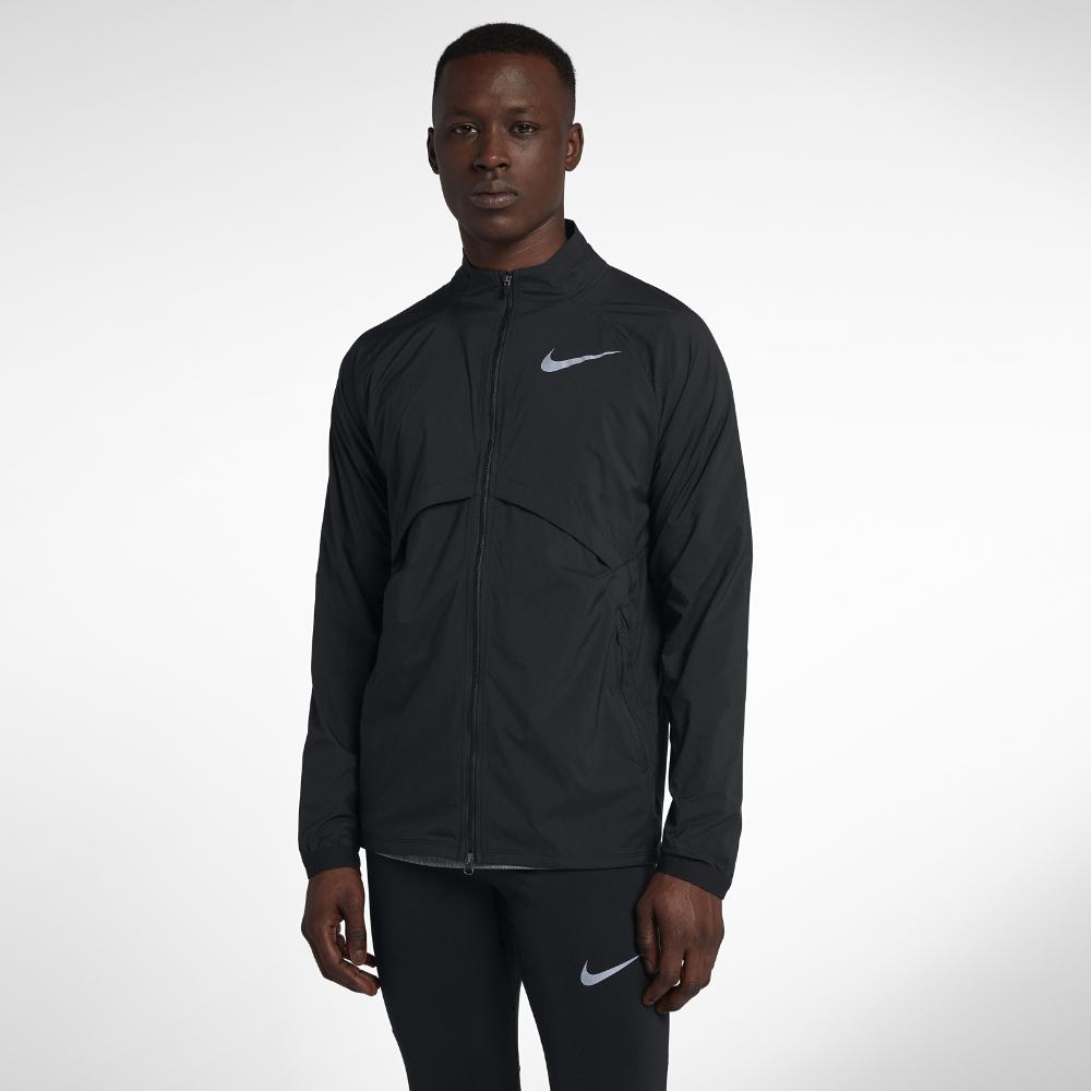 セール!<ナイキ(NIKE)公式ストア> ナイキ シールド コンバーチブル メンズジャケット 891433-010 ブラック ★30日間返品無料 / Nike+メンバー送料無料
