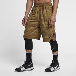 Мужские баскетбольные шорты с принтом Nike Dri-FIT Elite KyrieМужские баскетбольные шорты с принтом Nike Dri-FIT Elite Kyrie из эластичной влагоотводящей ткани обеспечивают комфорт и свободу движений во время игры.<br>