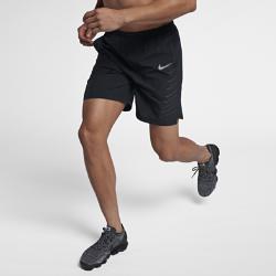 Мужские беговые шорты Nike Challenger 18 смМужские беговые шорты Nike Challenger 18 см из эластичной ткани со вставками из сетки обеспечивают свободу движений и циркуляцию воздуха во время бега.<br>
