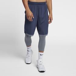 Мужские баскетбольные шорты Nike Dri-FIT 28 смМужские баскетбольные шорты Nike Dri-FIT 28 см из влагоотводящей ткани обеспечивают комфорт во время игры.<br>