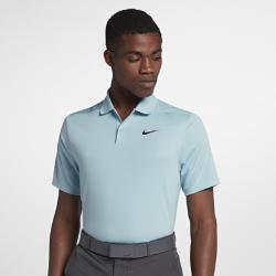 Мужская рубашка-поло для гольфа со стандартной посадкой Nike Dri-FIT VictoryМужская рубашка-поло для гольфа со стандартной посадкой Nike Dri-FIT Victory с классическим кроем из влагоотводящей ткани обеспечивает комфорт на протяжении всей игры и после ее завершения.  Отведение влаги  Технология Dri-FIT обеспечивает прохладу и комфорт, выводя влагу на поверхность ткани, где она быстро испаряется.  Абсолютный комфорт  Стандартная посадка с дополнительным пространством в области груди и талии повторяет контуры тела для свободы движений и комфорта до, во время и после игры.  Свобода движений  Плечевые швы приближены к ключицам для защиты от натирания, когда ты несешь на плече сумку.<br>
