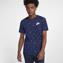 Мужская футболка Nike Sportswear JDIМужская футболка Nike Sportswear JDI из мягкого и прочного хлопка обеспечивает комфорт на весь день.<br>