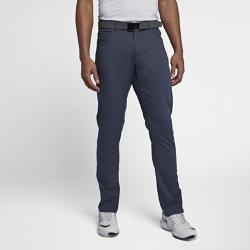 Мужские брюки для гольфа с плотной посадкой Nike FlexМужские брюки для гольфа с плотной посадкой Nike Flex из эластичной влагоотводящей ткани обеспечивают комфорт и свободу движений во время игры, а 5 карманов позволяют взять с собой все необходимые мелочи.<br>