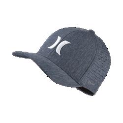 Бейсболка унисекс Hurley Phantom 4.0Бейсболка унисекс Hurley Phantom 4.0 из эластичного материала Phantom обеспечивает комфорт и защиту от влаги.<br>