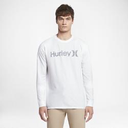 Мужская футболка с длинным рукавом Hurley One And Only Push ThroughМужская футболка с длинным рукавом Hurley One And Only Push Through из мягкой и прочной ткани обеспечивает комфорт на весь день.<br>