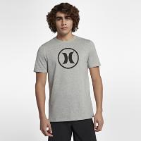 <ナイキ(NIKE)公式ストア>ハーレー サークル アイコン Dri-FIT メンズ Tシャツ 892142-063 グレー画像