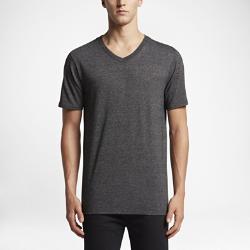 Мужская футболка Hurley Tri-Blend Staple V-NeckМужская футболка Hurley Tri-Blend Staple V-Neck из невероятно мягкой смесовой ткани обеспечивает комфорт на весь день и долговечность.<br>