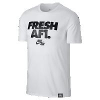 <ナイキ(NIKE)公式ストア> ナイキ エア Fresh AF1 メンズ Tシャツ 892154-100 ホワイト画像