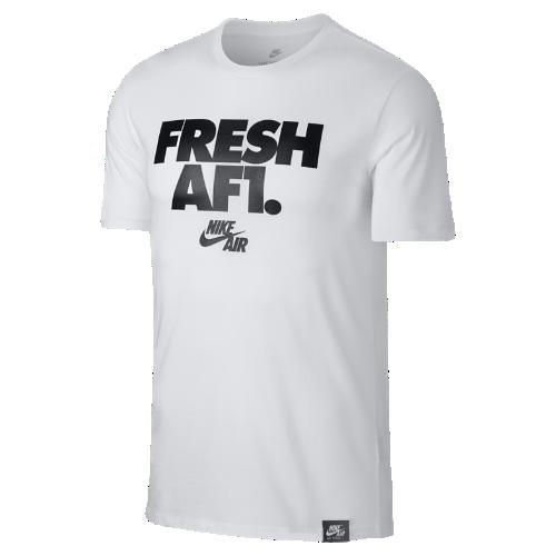 ナイキ エア Fresh AF1 メンズ Tシャツ 892154-100 ホワイト