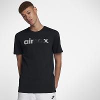 <ナイキ(NIKE)公式ストア>ナイキ スポーツウェア エア マックス 95 メンズ Tシャツ 892160-010 ブラック