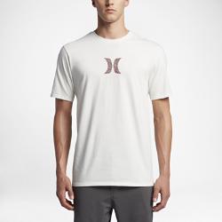 Мужская футболка Hurley Icon Push ThroughМужская футболка Hurley Icon Push Through из мягкой и прочной ткани на основе хлопка обеспечивает комфорт на каждый день и долговечность.<br>