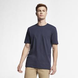 Мужская футболка Hurley StapleМужская футболка Hurley Staple из прочного мягкого хлопка обеспечивает комфорт на весь день.<br>