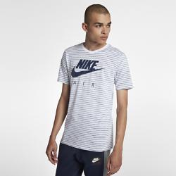 Мужская футболка Nike Sportswear AM90Мужская футболка Nike Sportswear AM90 из мягкой ткани с фирменными деталями обеспечивает комфорт на каждый день.<br>