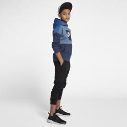 Худи для мальчиков школьного возраста Nike AirХуди для мальчиков школьного возраста Nike Air из сверхмягкого флиса обеспечивает тепло и комфорт в любой ситуации.<br>