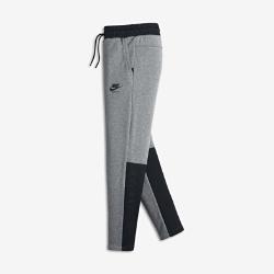 Брюки для мальчиков школьного возраста Nike AirБрюки для мальчиков школьного возраста Nike Air из мягкого флиса удерживают тепло и обеспечивают комфорт на весь день. Некоторые детали напоминают легендарную обувь Air Max.<br>