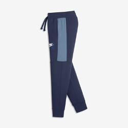 Брюки для мальчиков школьного возраста Nike AirБрюки для мальчиков школьного возраста Nike Air из сверхмягкого смесового хлопка обеспечивают первоклассный комфорт и тепло дома, в школе и в любой другой ситуации.<br>