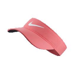Женский козырек для гольфа Nike AeroBillЖенский козырек для гольфа Nike AeroBill обеспечивает вентиляцию и защиту во время игры.<br>