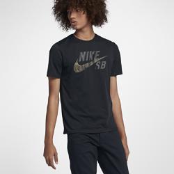 Мужская футболка для скейтбординга Nike SB Dri-FITМужская футболка для скейтбординга Nike SB Dri-FIT из мягкой влагоотводящей ткани обеспечивает комфорт при катании и в любой другой ситуации.<br>