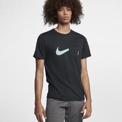 Мужская футболка для скейтбординга Nike SB Dry PocketМужская футболка для скейтбординга Nike SB Dry Walrus из влагоотводящей ткани обеспечивает комфорт.<br>