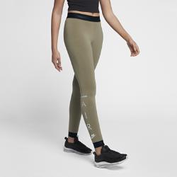 Женские леггинсы Nike SportswearЖенские леггинсы Nike Sportswear из мягкой эластичной ткани с облегающим кроем обеспечивают комфорт и свободу движений на весь день.<br>