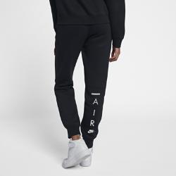 Женские брюки Nike AirЖенские брюки Nike Air из мягкой ткани с завышенным поясом обеспечивают защиту и комфорт.<br>